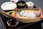 特製 新潟タレかつ丼(漬物・味噌汁つき)